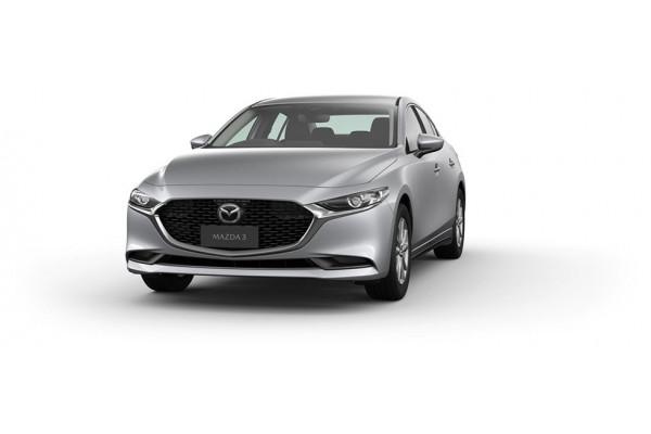 2021 MY20 Mazda 3 BP G20 Pure Sedan Sedan Image 3