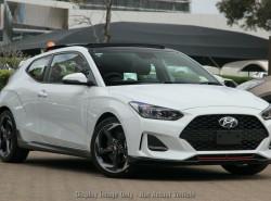 Hyundai Veloster Turbo Coupe D-CT Premium JS MY20