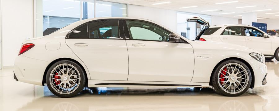 2016 MY07 Mercedes-Benz C-class W205  C63 AMG S Sedan Image 3
