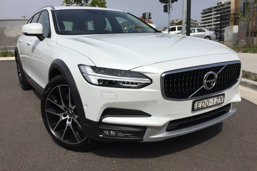 2019 Volvo V90 Cross Country MY20 4X4 On Demand D5 Hatchback Mobile Image 1