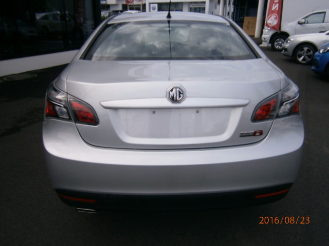 2016 MY13 MG Mg6 IP2X Turbo Magnette S Sedan