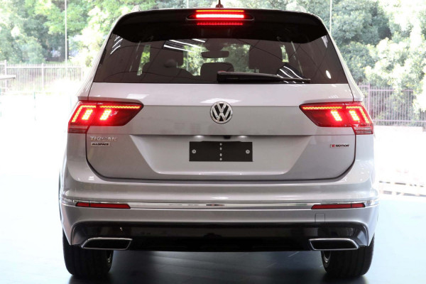 2020 MY21 Volkswagen Tiguan 5N 162TSI Highline Allspace Suv Image 5