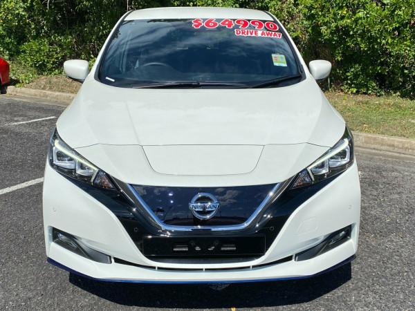 2021 Nissan LEAF ZE1 E Plus Hatchback Image 4