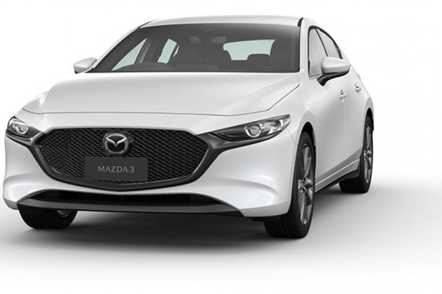 2021 Mazda 3 G25 GT Hatch