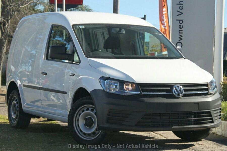 New 2017 Volkswagen Caddy Van 306794 Brisbane Norris