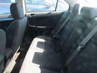 2010 Mitsubishi Lancer CJ MY10 ES Sedan