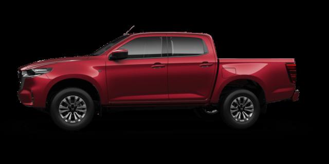 2020 MY21 Mazda BT-50 TF XT 4x4 Pickup Utility Image 22