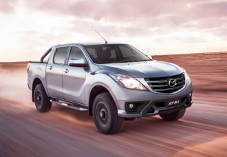 NEW-LOOK MAZDA BT-50 BUILT TOUGHER, AND SMARTER, FOR AUSTRALIA