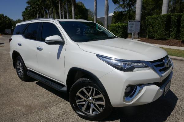 Toyota Fortuner Wagon GU