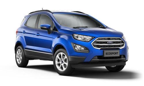 2019 MY19.25 Ford EcoSport BL Trend Suv
