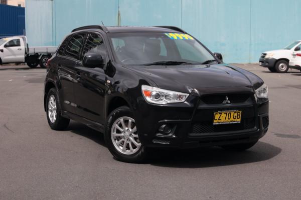 2010 MY11 Mitsubishi ASX XA MY11 Suv