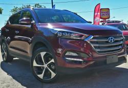 Hyundai Tucson Elite D-CT AWD TLe MY17