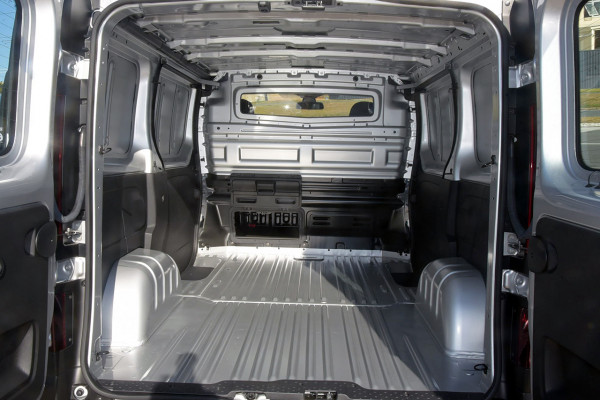 2018 Renault Trafic L1H1 Short Wheelbase Twin Turbo Van