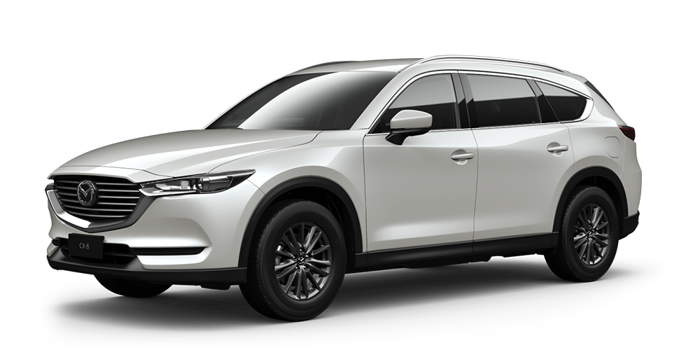 Mazda CX-8 <br>Sport <br>PERSONAL | BUSINESS