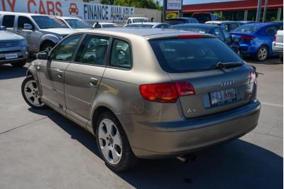 2007 Audi A3 8P Ambition Hatchback Image 3