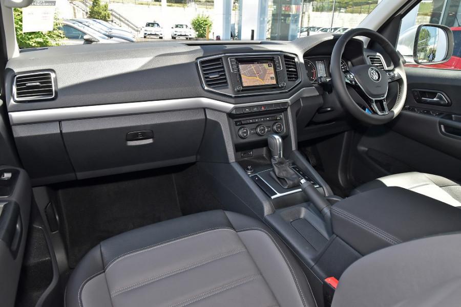 2018 MYV6 Volkswagen Amarok 2H Highline Dual cab