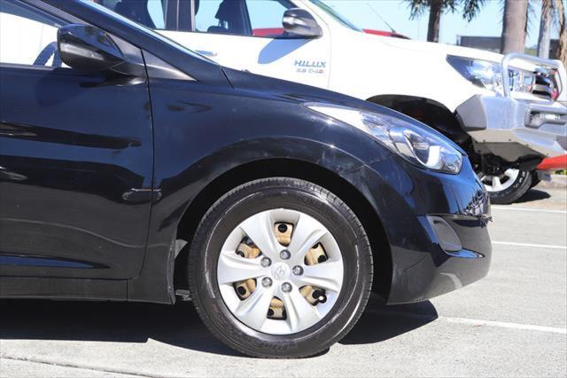 2011 Hyundai Elantra MD Active Sedan Image 6