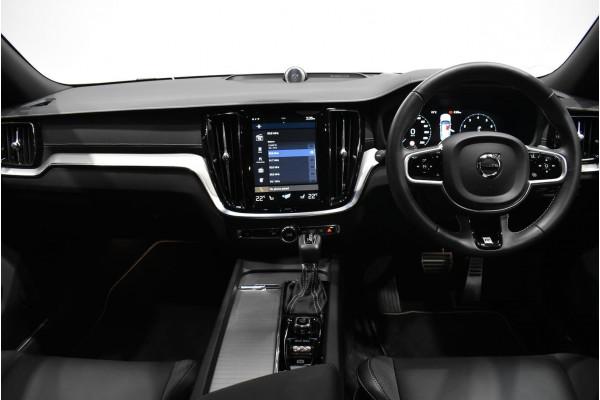 2019 Volvo S60 (No Series) MY20 T5 R-Design Sedan Image 5