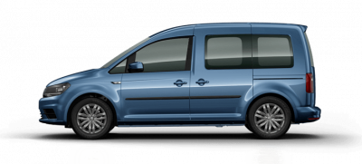 New Volkswagen Caddy