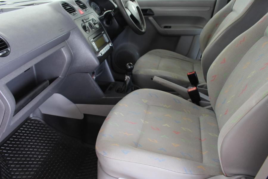 2008 Volkswagen Caddy 2KN 2KN Van Image 10