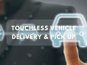 Prestige Auto Traders has touchless vehicle delivery and pick up