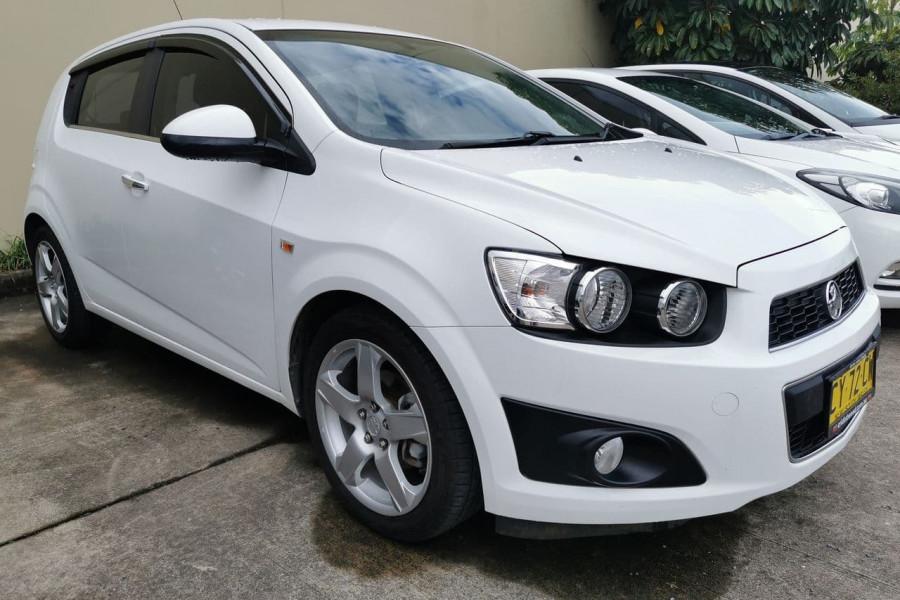 2014 Holden Barina TM CDX Hatchback