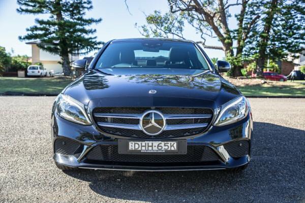 2018 MY09 Mercedes-Benz Mb Cclass W205  C300 Sedan Image 3