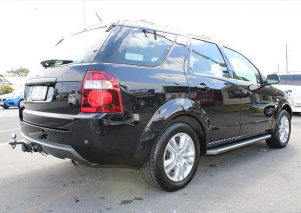 2011 Ford Territory SY MKII TS Limited TS - Limited Edition Wagon