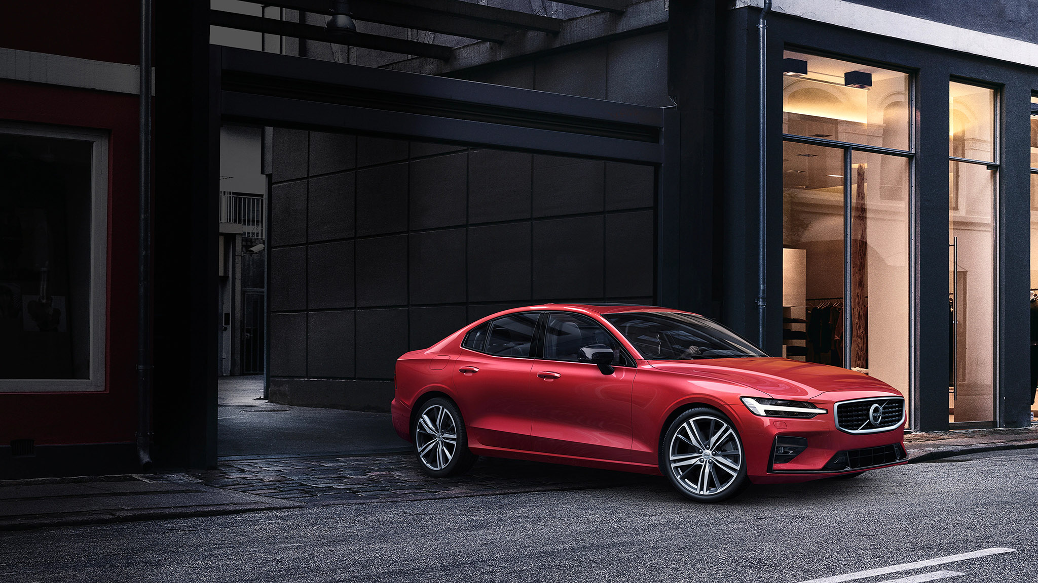 The All-New Volvo S60 Image