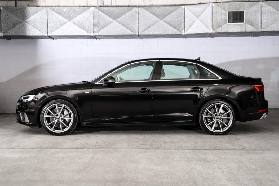 2019 Audi A4 185kW
