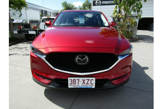 2018 Mazda CX-5 KF4W2A Akera SKYACTIV-Drive i-ACTIV AWD Suv Image 2