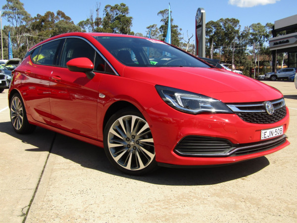 2018 MY18.5 Holden Astra Hatchback