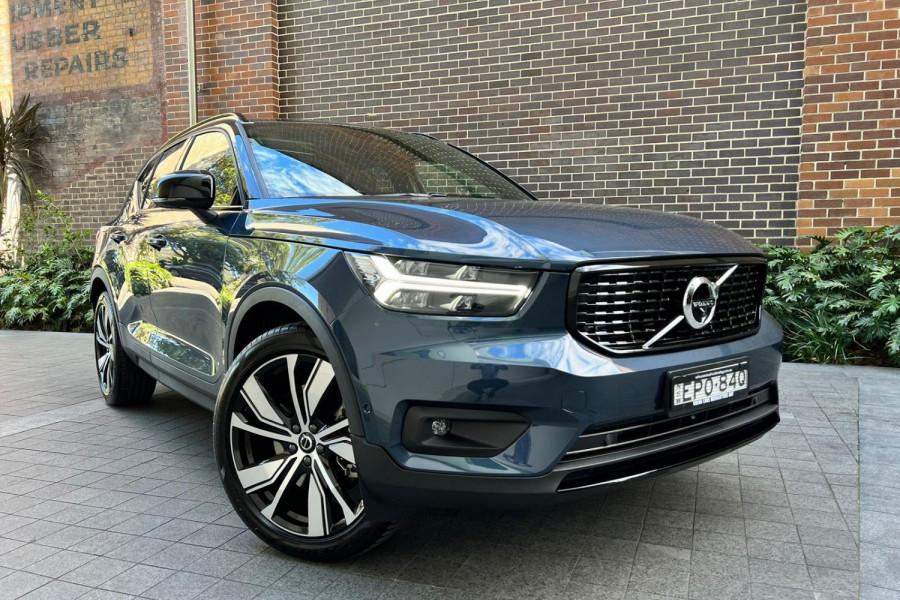2022 Volvo XC40 Recharge PHEV