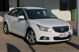Holden Cruze Equipe Vehicle Description. JH  II MY14 EQUIPE SED 4DR SA 6SP 1.8I
