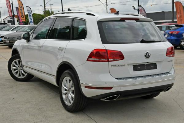 2017 Volkswagen Touareg 7P MY17 150TDI Tiptronic 4MOTION Suv