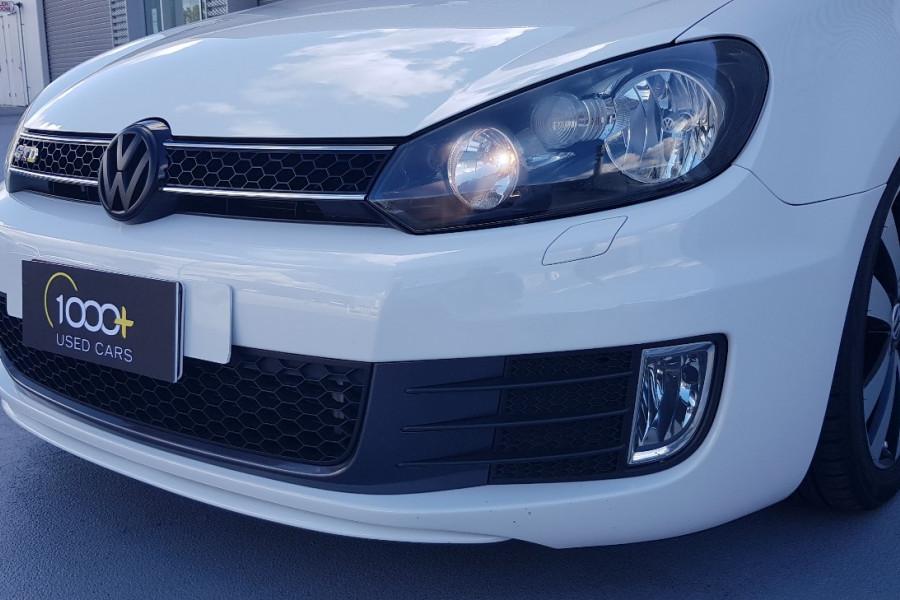 2012 MY12.5 Volkswagen Golf VI GTD Hatchback