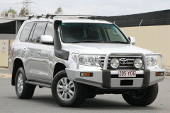 Toyota Landcruiser Sahara VDJ200R