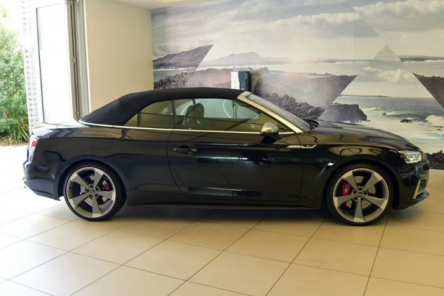 2018 MY19 Audi S5 Cabriolet Mobile Image 18