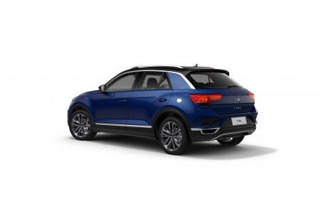 2020 MY21 Volkswagen T-Roc A1 110TSI Style Suv Image 3