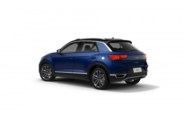 2020 MY21 Volkswagen T-Roc A1 110TSI Style Suv Image 3