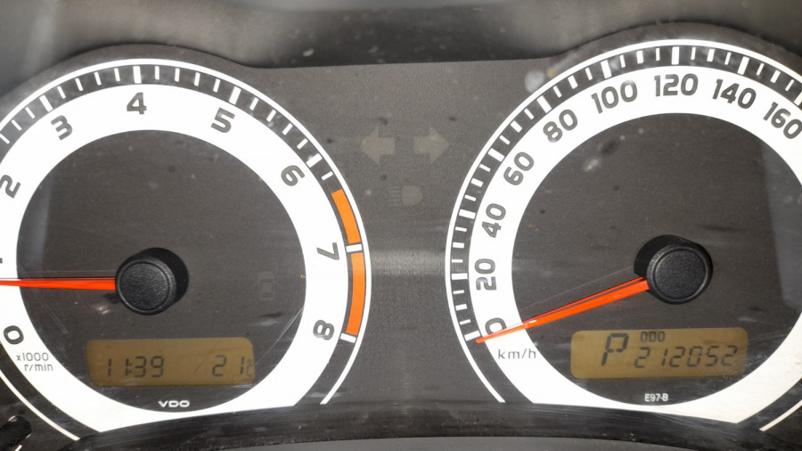 2008 Toyota Corolla ZRE152R Ascent Sedan Image 22