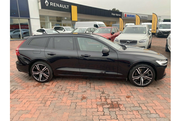 2019 MY20 Volvo V60 Z Series MY20 T5 Geartronic AWD R-Design Wagon Image 2