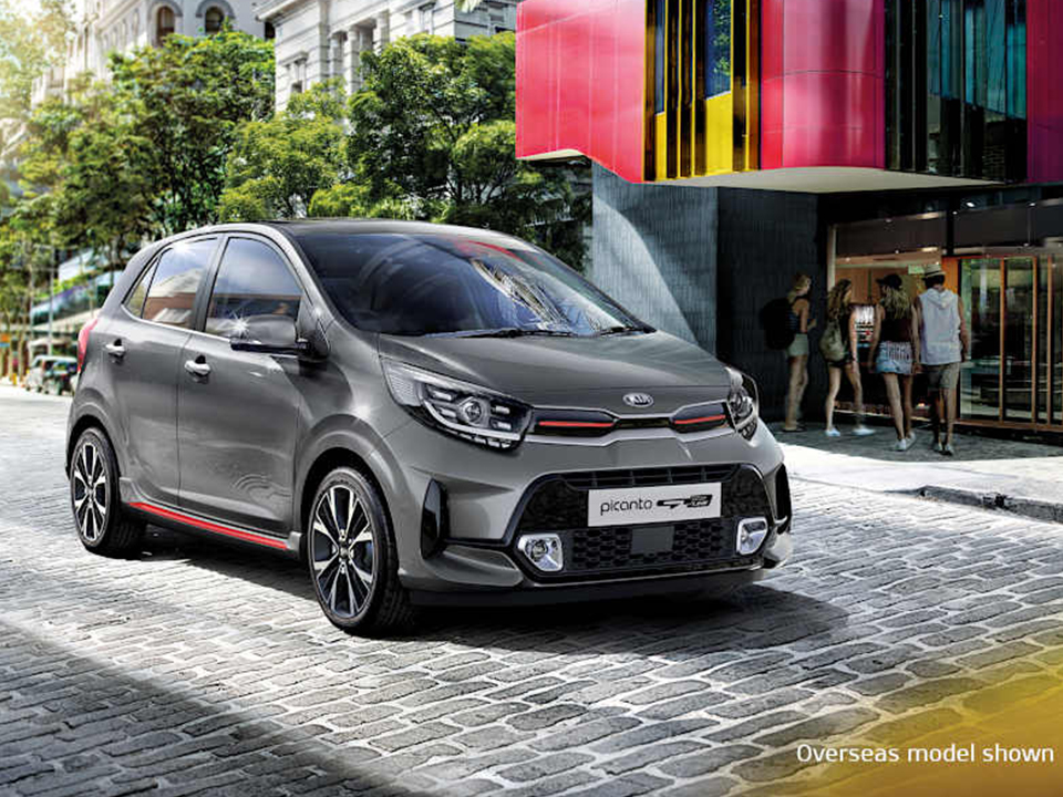 Picanto Always in style.