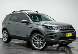 Land Rover Discovery Sport SD4 SE L550 16.5MY