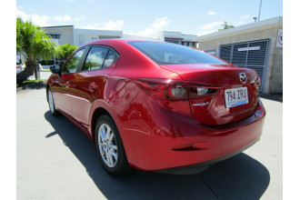 2017 Mazda 3 BN5278 Neo SKYACTIV-Drive Sedan Image 5