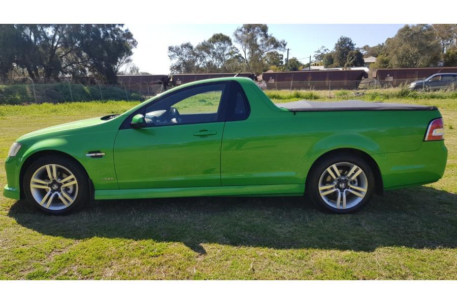 2010 Holden Ute VE SV6 Ute