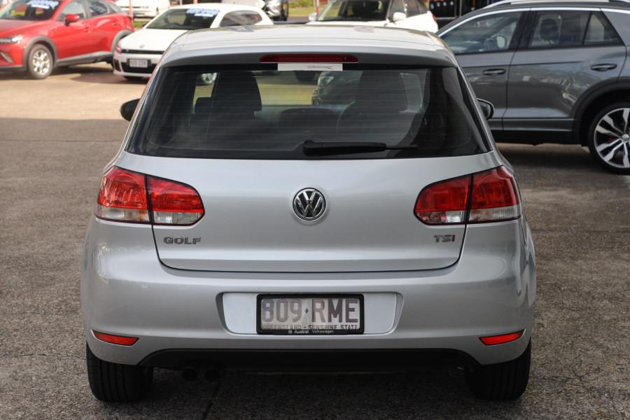2011 Volkswagen Golf Tsi Trendline