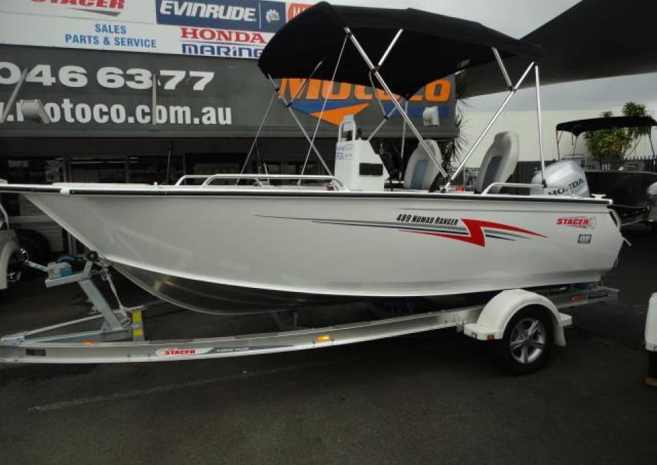2017 Stacer Nomad RANGER Boat