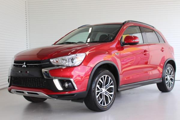 2018 Mitsubishi ASX XC MY18 LS Suv Image 4