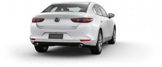 2021 Mazda 3 BP G20 Touring Sedan Sedan image 14
